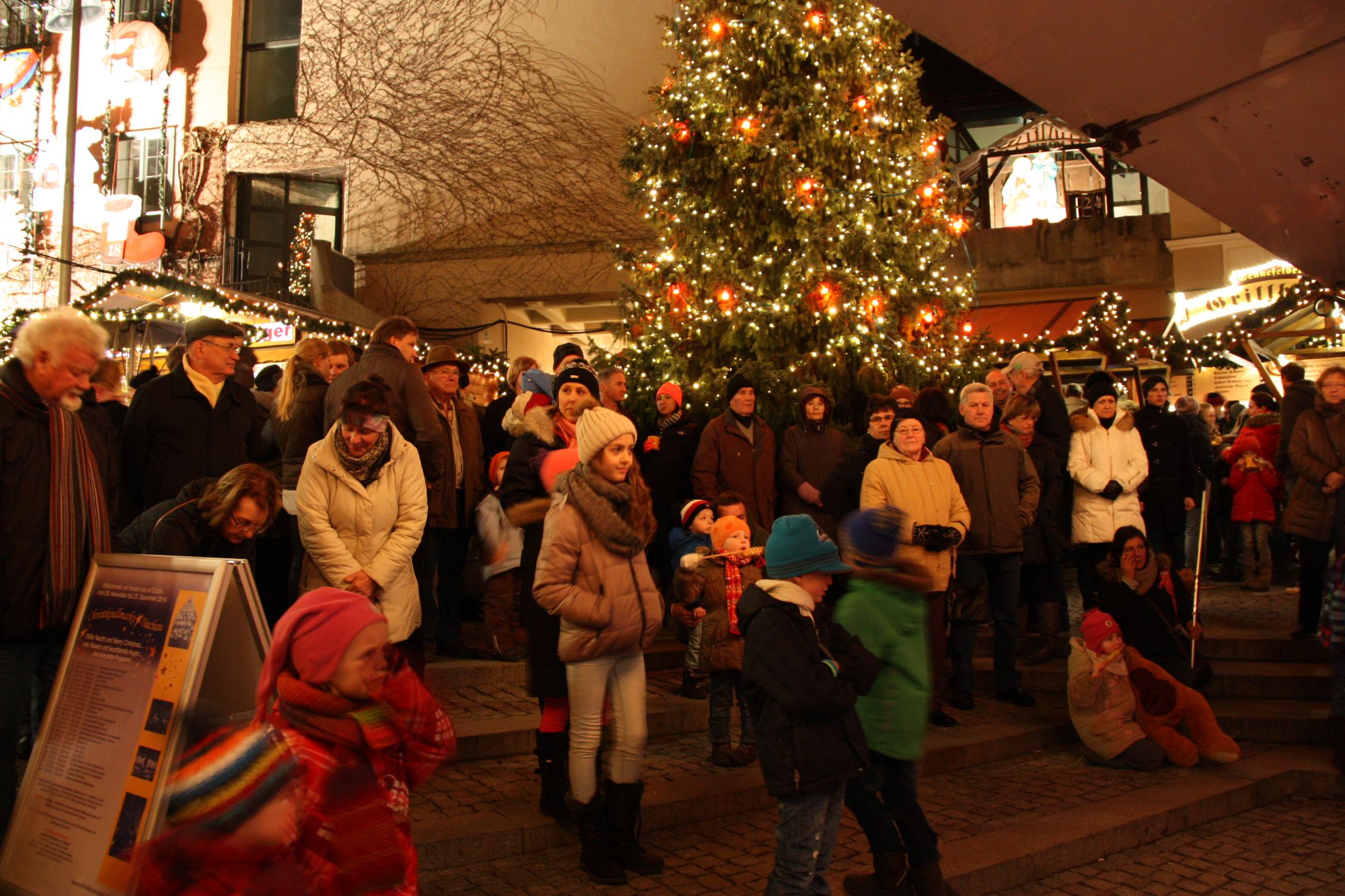 Dachau Weihnachtsmarkt.Bilder Und Videos Christmada